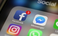 В работе Facebook и Instagram произошел сбой