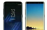 В Сети появился пресс-рендер Galaxy Note 8
