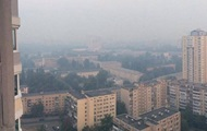 Загрязнение воздуха в Киеве вдвое выше нормы