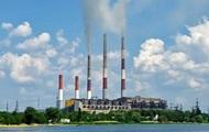 Змиевская ТЭС частично перешла на газовый уголь