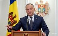 Додон раскритиковал закон Украины об образовании