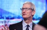Глава Apple назвал цену iPhone X