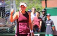 Козлова с победы стартовала на турнире в китайском Даляне