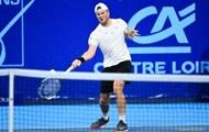 Марченко остановился за шаг до финала в Орлеане