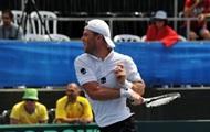 Марченко с победы стартовал на турнире в Измире