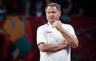 Мурзин останется на посту главного тренера сборной Украины