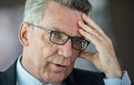 МВД Германии: Россия пока не вмешивалась в немецкие выборы
