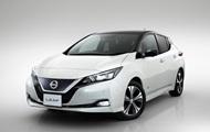 Обновленный Nissan Leaf представили официально