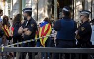 Полиция опечатала полторы тысячи участков в Каталонии