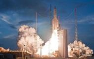 Ракета Ariane вывела на орбиту два спутника