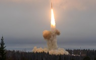 Россия испытала межконтинентальну баллистическую ракету