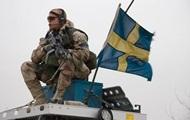 Швеция проведет крупнейшие за 20 лет военные учения