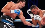 Украинский боксер Вервейко добыл яркую победу в Польше