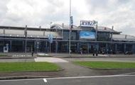 В аэропорт Киев начал летать азербайджанский лоукостер