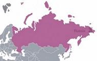 В Италии компания опубликовала карту РФ с Крымом
