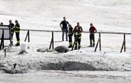 В Италии семейная пара с ребенком провалилась в кратер вулкана и погибла