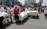В Мексике произошло землетрясение, десятки жертв