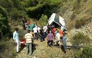 В Турции автобус рухнул с обрыва: погибли четыре человека