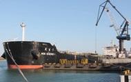 В Украину прибыло пятое судно с углем из ЮАР