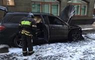 Возле офиса адвоката автора Матильды сожгли два джипа