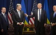 Встреча Порошенко и Трампа в Нью-Йорке: прямая речь