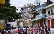Землетрясение в Мексике: число погибших возросло до 96