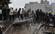 Землетрясение в Мексике: почти 120 жертв