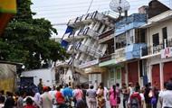 Жертвами землетрясения в Мексике стали 58 человек
