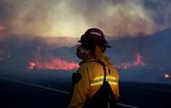 Число жертв лесных пожаров в Калифорнии возросло до 38
