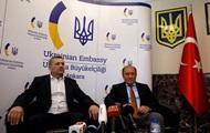 Чийгоз и Умеров прибыли в Киев