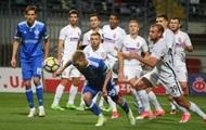 Динамо упустило победу над Зарей, забив на двоих восемь мячей