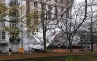 Германию накрыл ураган Герварт
