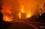 Лесные пожары в Португалии: число жертв возросло до 35