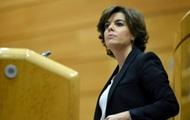 Мадрид назначил главу правительства Каталонии