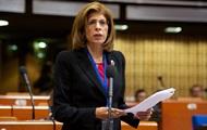 Новый президент ПАСЕ назвала приоритеты своей работы