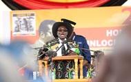Президент Зимбабве стал послом доброй воли
