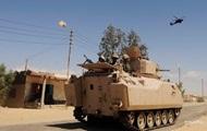 СМИ: Число погибших при столкновении с боевиками в Египте возросло до 58