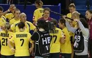 Украина обыграла Хорватию в отборе на ЧЕ-2018 по гандболу