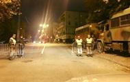 В АП объяснили необходимость перекрытия улиц в центре Киева