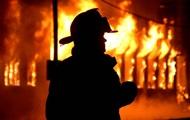 В центре Киева произошел пожар, есть погибший