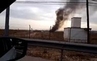 В Испании разбился второй за неделю истребитель