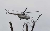В Кении вертолет с журналистами упал в озеро