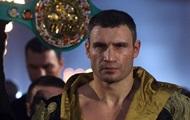 Виталий Кличко претендует на включение в Зал Славы