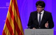 Власти Каталонии намерены объявить независимость