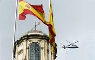 Арестованы восемь членов правительства Каталонии