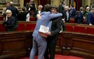 Бельгийский суд освободил Пучдемона на поруки