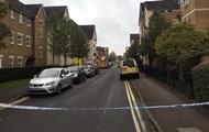 В Британии эвакуировали улицу из-за возможной утечки химического вещества