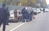 В Киеве нашли труп мужчины в автомобиле