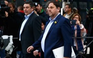 В суд прибыло большинство членов отстраненного правительства Каталонии