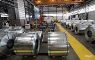 В Украине упало производство стали